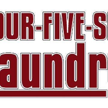 Four Five Six Laundry - Archer by cvx-official