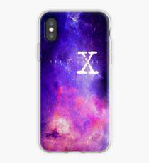 X Dateien Galaxie iPhone-Hülle & Cover