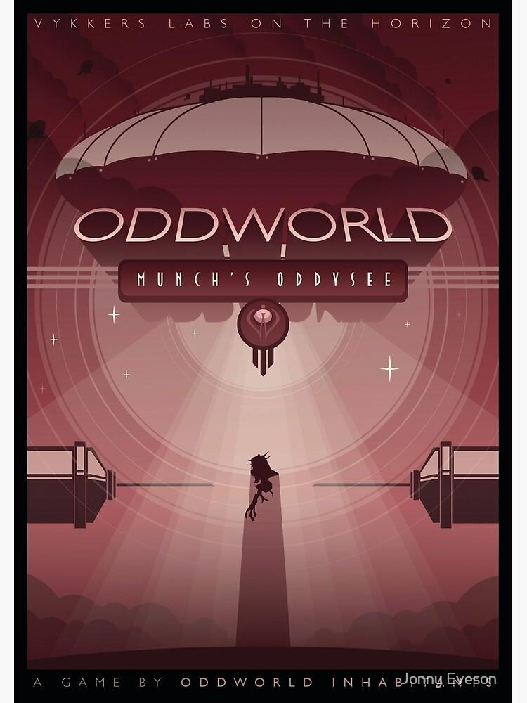 Oddworld: Munch's Oddysee by ameba2k