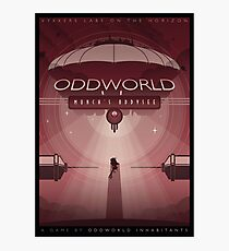 Oddworld: Munch's Oddysee Photographic Print