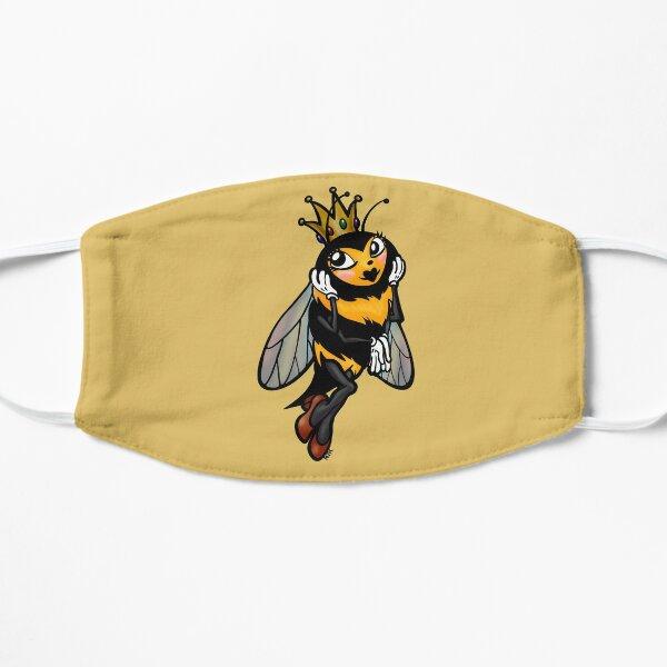Queen Bee--Just a Little Bit Extra Flat Mask