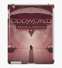 Oddworld: Munch's Oddysee iPad Case/Skin