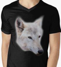 Wolf Wednesday #1 Men's V-Neck T-Shirt