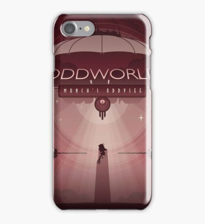 Oddworld: Munch's Oddysee iPhone Case/Skin