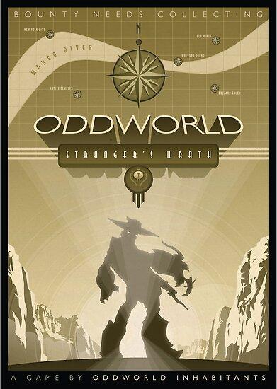 Oddworld: Stranger's Wrath by Jonny Eveson