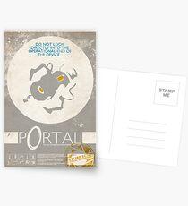 Portal Postcards