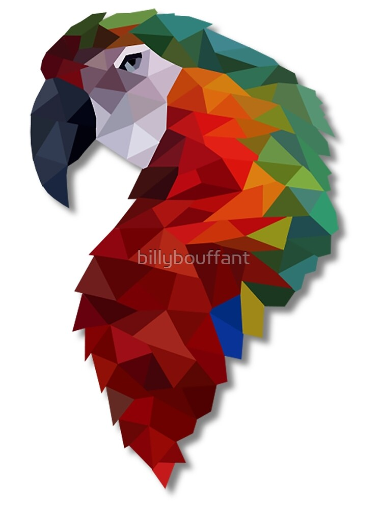 Parrot by billybouffant