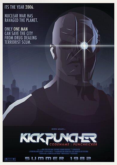KickPuncher by Jonny Eveson