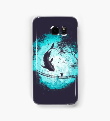 My Secret Friend Samsung Galaxy Case/Skin
