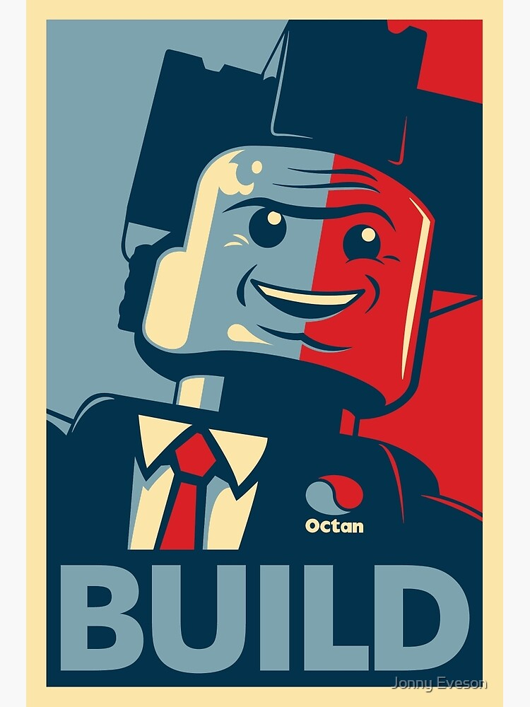 BUILD | The Lego Movie by ameba2k