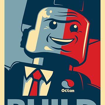 BUILD | The Lego Movie by ameba2k