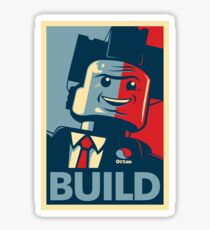 BUILD | The Lego Movie Sticker
