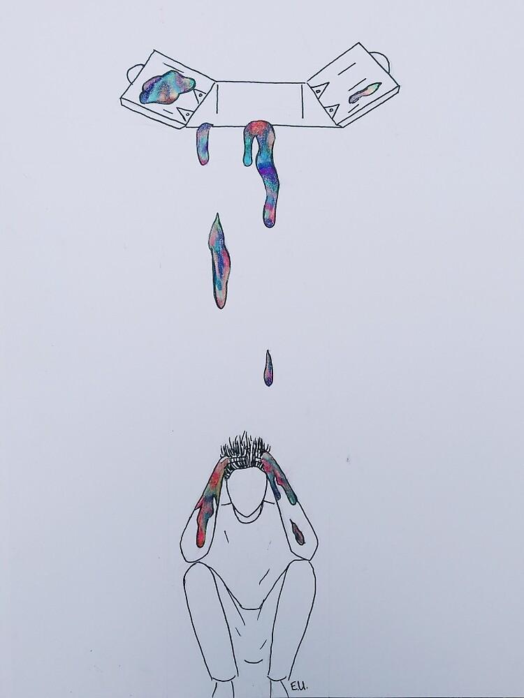 Trapdoor by Elena Ulisse