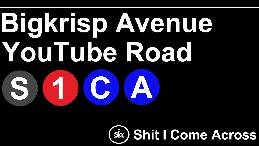 BigKrisP Sica Youtube Road by BigKrisP