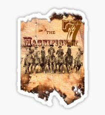 The Magnificent Gang (1) Sticker