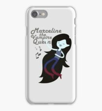 Marceline, The Vampire Queen iPhone Case/Skin