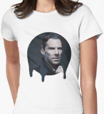 Benedict Cumberbatch- Dripping Portrait  T-Shirt