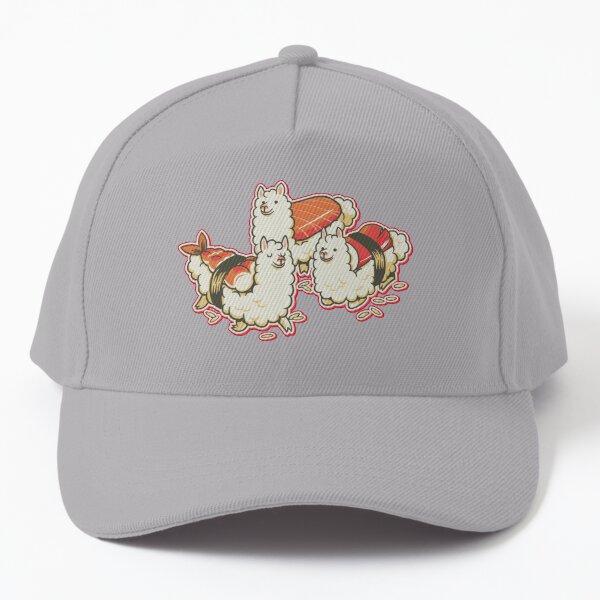 Alpaca Sushi Niguiri Baseball Cap