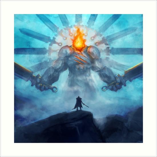 Lord of Swords by EmoryArt