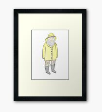 The Fisherman's Son Framed Print