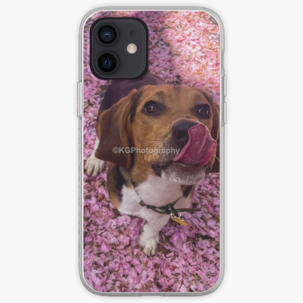 Bowie the Beagle  iPhone Soft Case