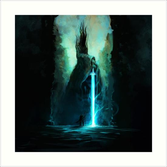 Judge of Hell's Pass by EmoryArt