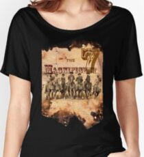 The Magnificent Gang (1) Women's Relaxed Fit T-Shirt