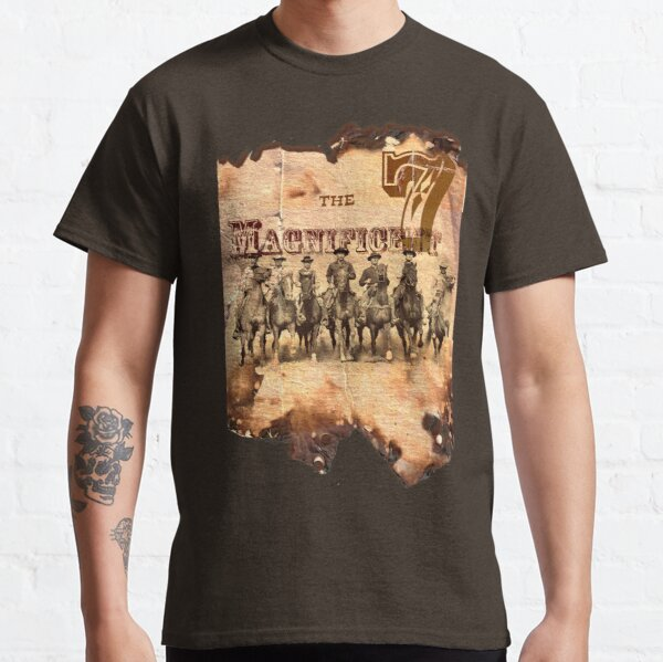 The Magnificent Gang (1) Classic T-Shirt