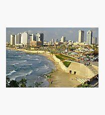 Tel Aviv. Photographic Print