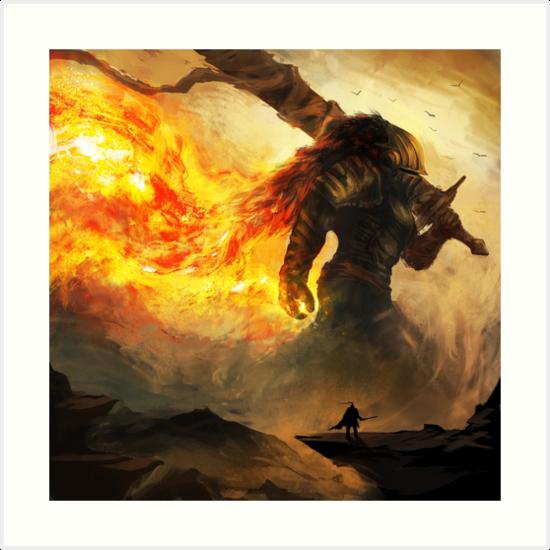 The Weary Wanderer by EmoryArt