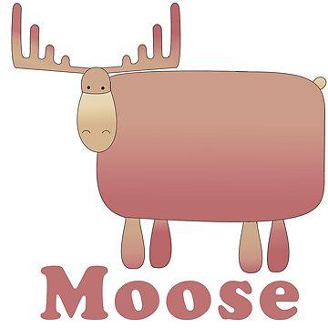 Moose by lecase19