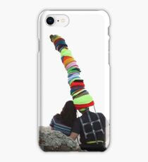 100 beanies iPhone Case/Skin