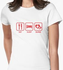 Eat Sleep Nurse T-Shirt