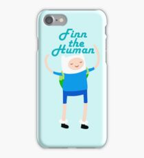 Finn, the Human iPhone Case/Skin
