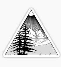 Outdoor Nature Sticker