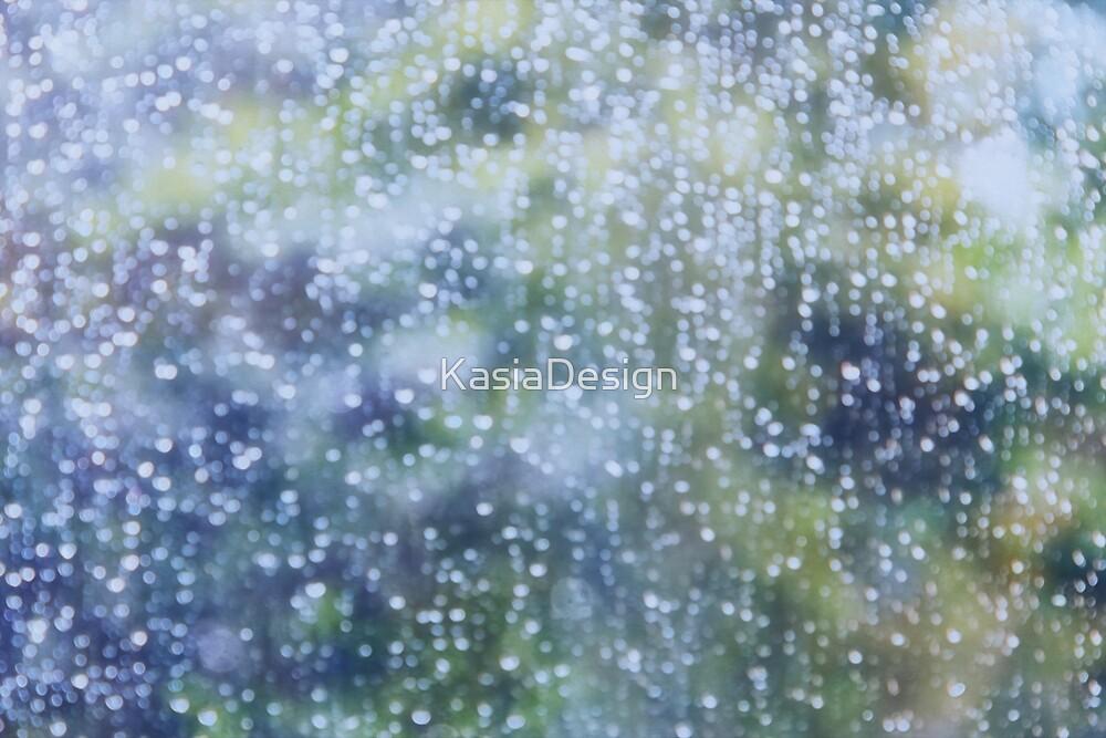 Warming Summer Rain by KasiaDesign