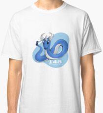 Pokemon #148: Dragonair Classic T-Shirt