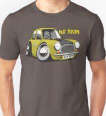 Mini caricature from Mr Bean T-Shirt