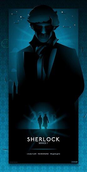Sherlock Series 1 by Jonny Eveson