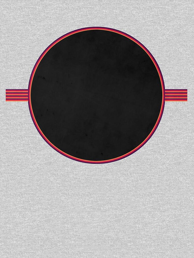 80's Black Hole  by PuppetAssassin