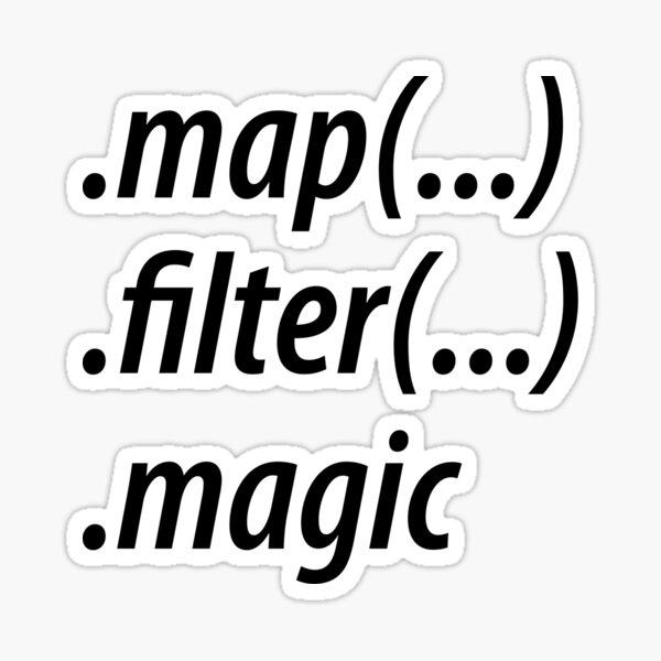 Functional Magic Sticker