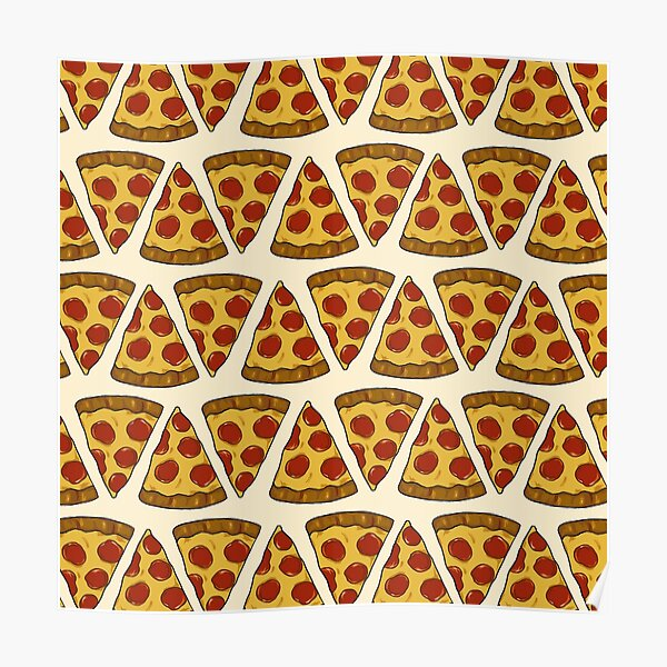 Pizza Power! Poster