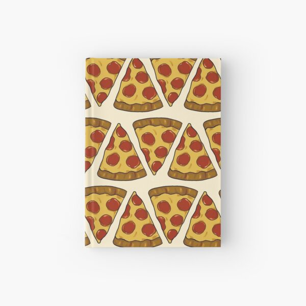 Pizza Power! Hardcover Journal