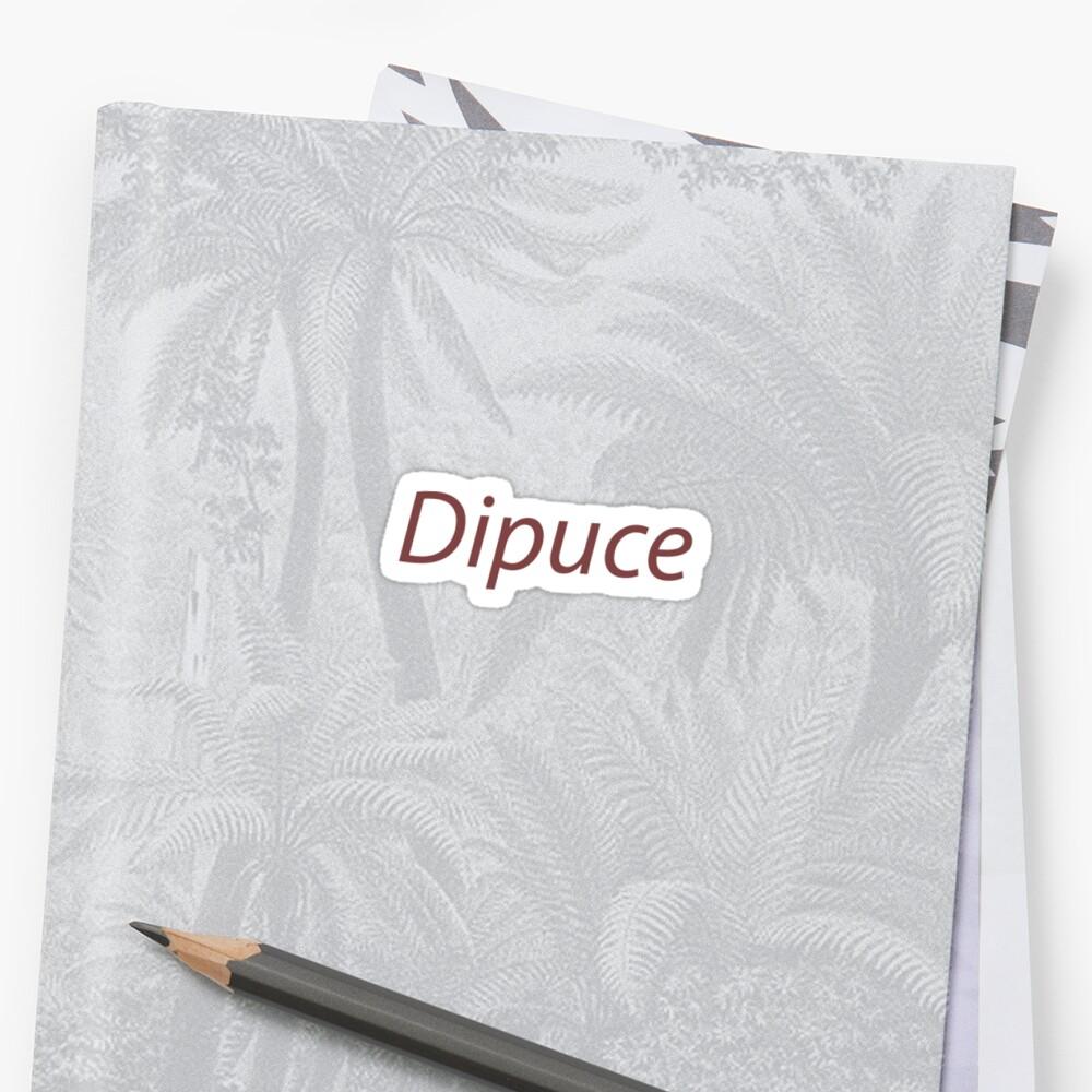 Dipuce Logo by dipuce