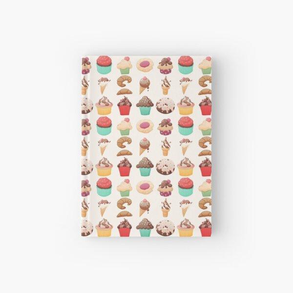 Desserts Hardcover Journal