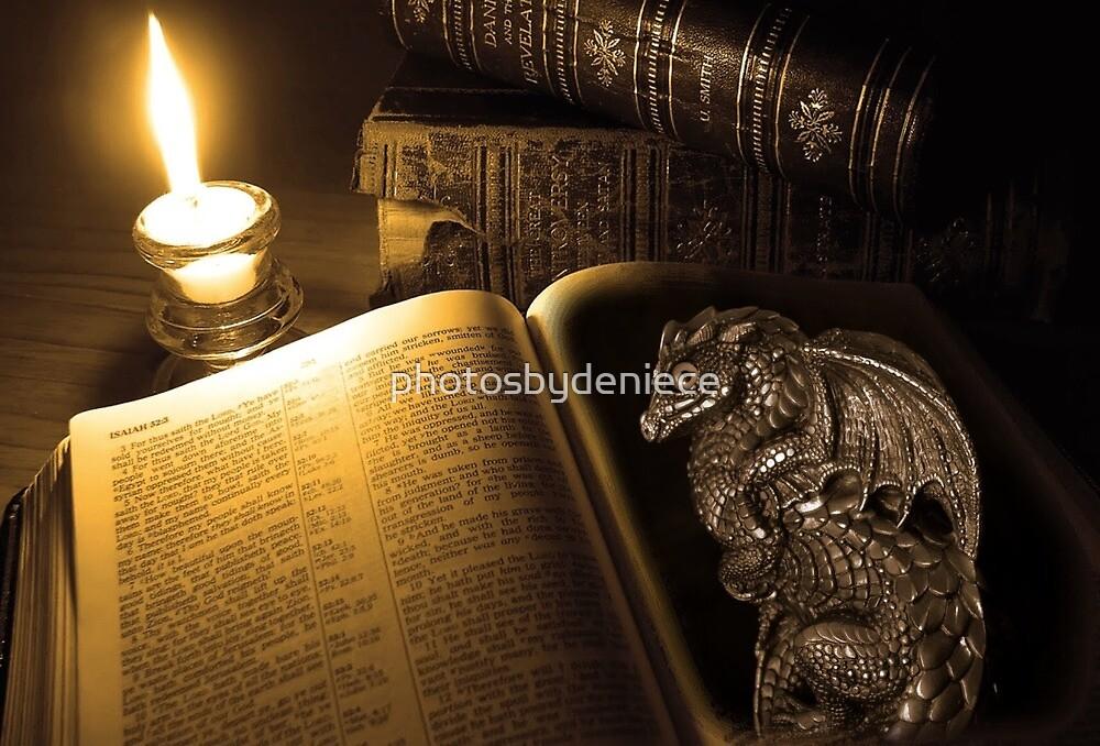 Book of Dragons by photosbydeniece