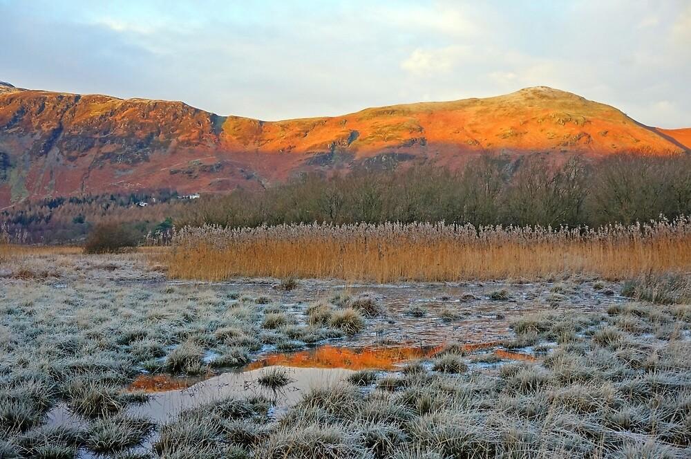 Derwent Sunrise by Harry Oldmeadow