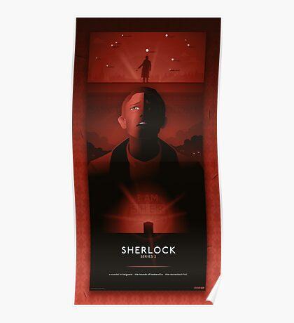 Sherlock Series 2 Poster
