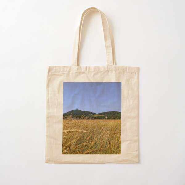 castle on the hill Cotton Tote Bag