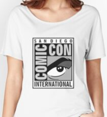 Comic Con Greyscale Women's Relaxed Fit T-Shirt